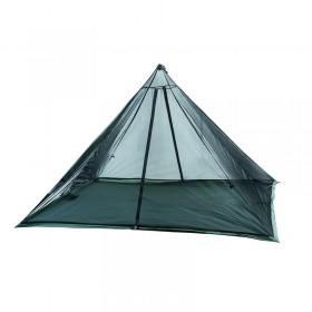 Teepee Shaped Mesh Tent 02