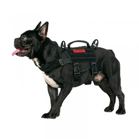 BEAST MOJO Tactical Dog Harness