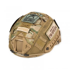 Tactical Helmet Cover 05