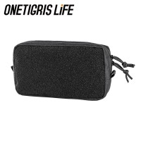 Patch Panelled MOLLE Pouch