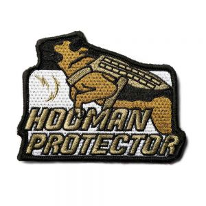 HOOMAN PROTECTOR Patch