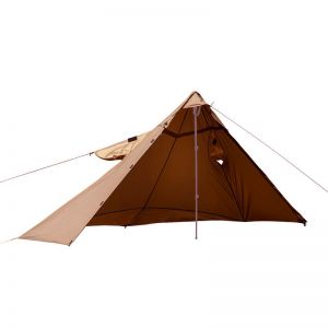 TENTSFORMER Poncho Shelter
