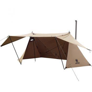 ROC SHIELD Bushcraft Tent(TC)