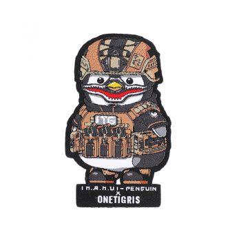 Tactical Penguin Patch
