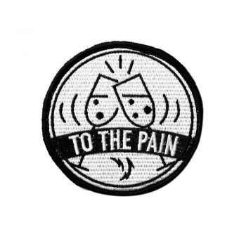 TO THE PAIN Patch