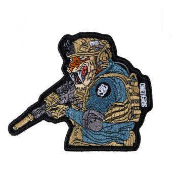 CALLSIGN TIGRIS Mascot Patch