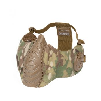 T'Farge® Comfort Airsoft Mask (Ear Pro)