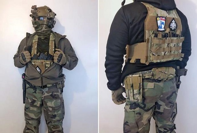 CONFIGURABLE LOW PROFILE TACTICAL SYSTEMS