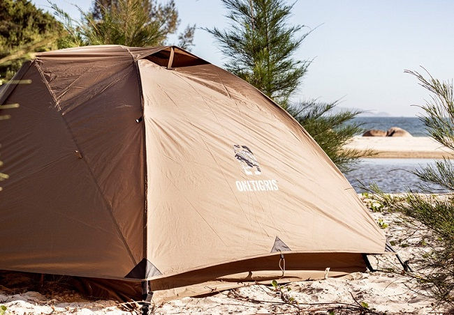 """""""COSMITTO"""" BACKPACKING TENT"""