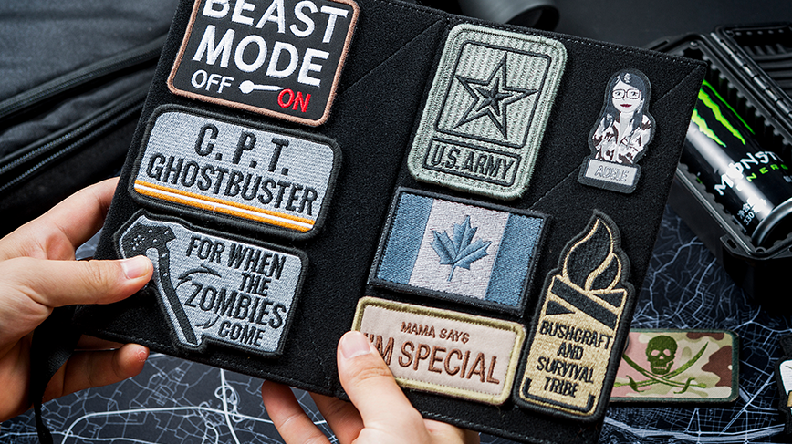 Patches & Holders