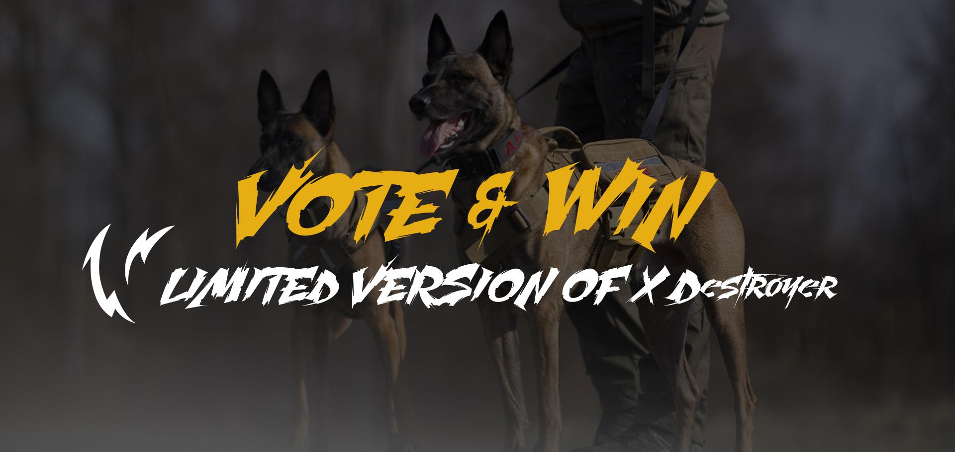 Vote & Win