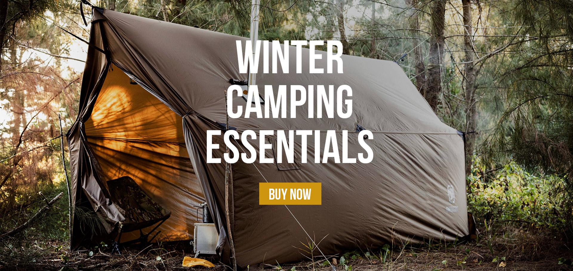 Winter Camping Essentials