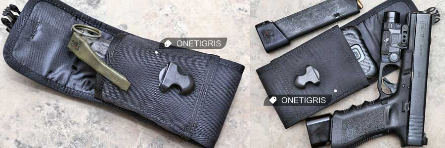 onetigris tactical smartphone pouch