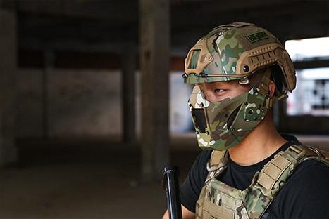 Onetigris mesh mask