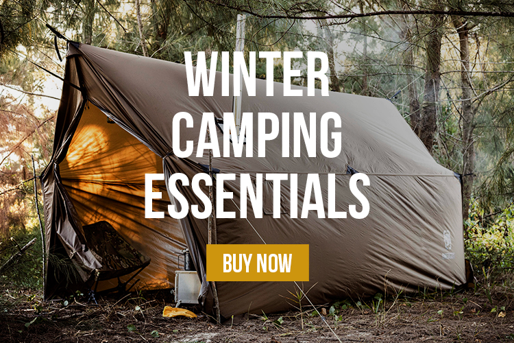 SHORT GUIDE TO WINTER CAMPING GEAR