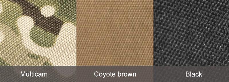 OneTigris Black/Coyote Brown/Multicam COMMUTERS EDC Pouch