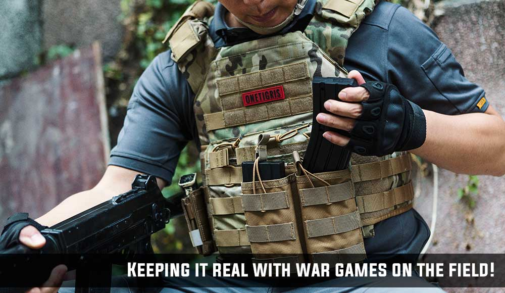 onetigris tactical plate carrier